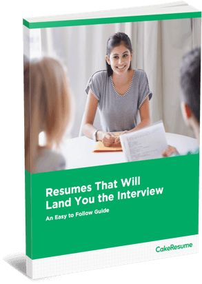 Resumes That Will Land You the Interview